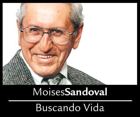 Moisés Sandoval column logo