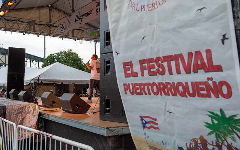 The Rochester Puerto Rican Festival is one of several events that have been cancelled due to the coronavirus pandemic. (EMC file photo)