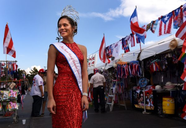 Miss Puerto Rico Rochester Queen 2016 Casandra Lopez, 16, was on hand during the opening ceremony during the 47th annual Puerto Rican Festival in Rochester, Friday, August 5.