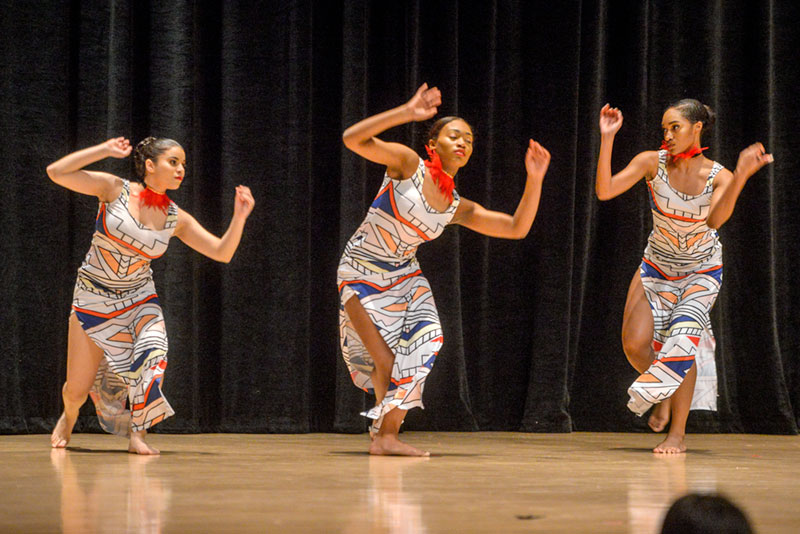 Borinquen Dance Theatre celebrated its 38th anniversary with an April 27 community performance at The Hochstein School in Rochester.