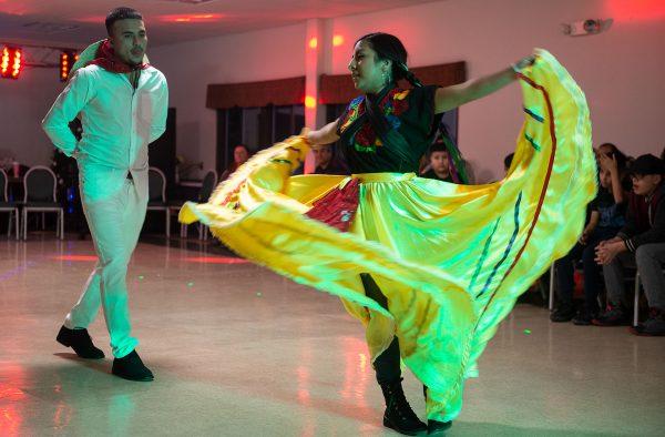Performers Dance